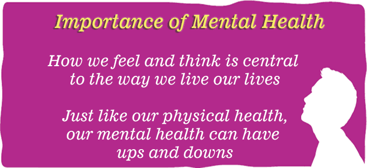 essay on importance of mental health Free essay: however there are some weaknesses to the act mental health services are provided by health and social services through care management.