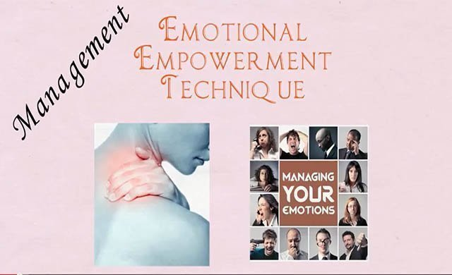 Manage Emotional and Physical pain