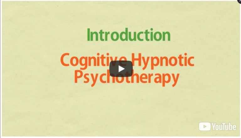 Cognitive Hypnotic Psychotherapy (Hypnotherapy+NLP) Certification