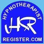 Hypnotherapist register 150x150 - About us