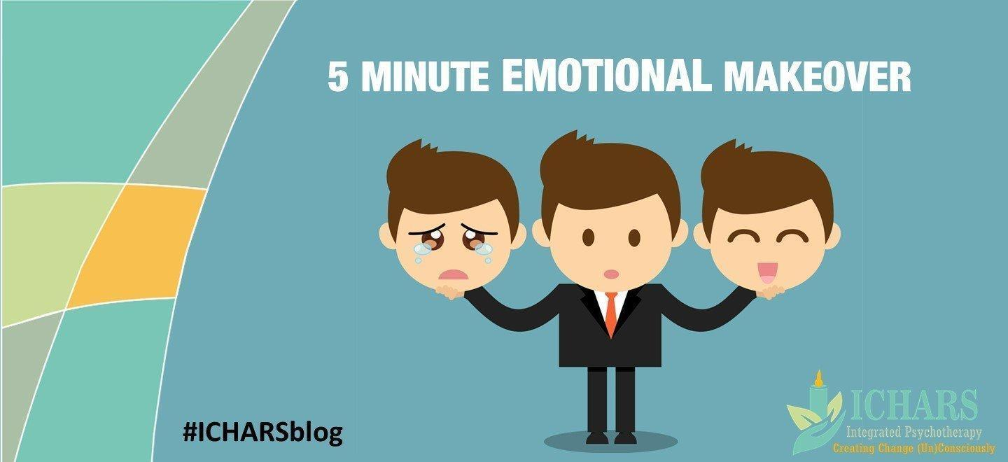 5 mins mood maker over self help tips - change mental state